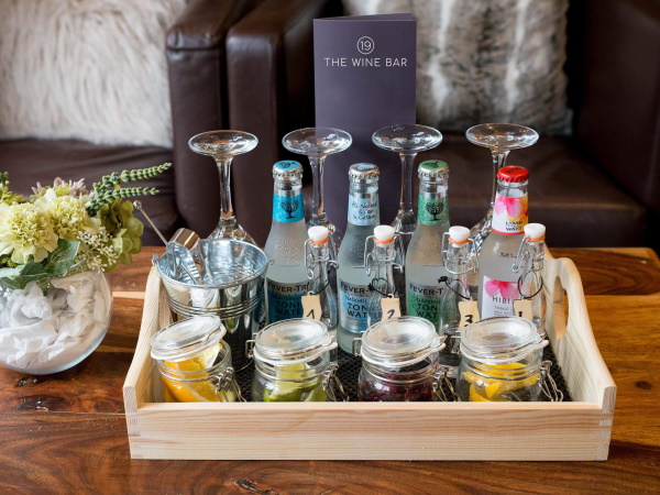 Photo of our gintrays